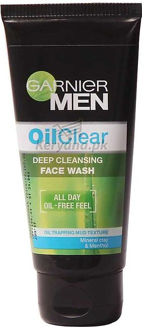 Garnier Men Oil Clear Face Wash 50 G