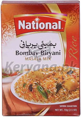 National Bombay Biryani Masala Mix 70 G
