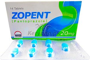 Zopent (20 Mg) 7 Tab