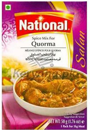 National Korma Masala 50 G