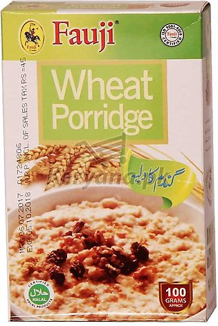 fauji wheat porridge 100g