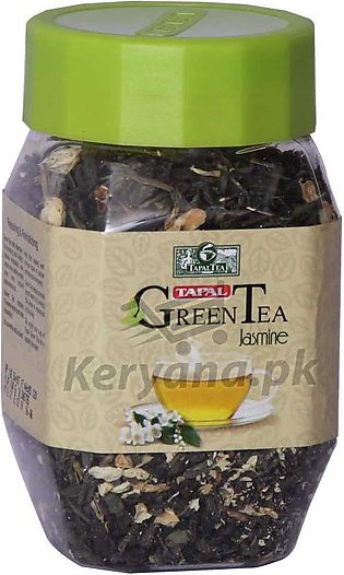 Tapal Green Tea Jasmine Jar 100 G