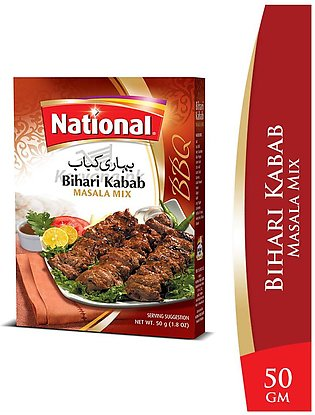 National Bihari Kabab Masala 50 G