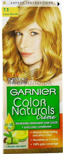 Garnier Hair Colour Hazel Blonde 7.3