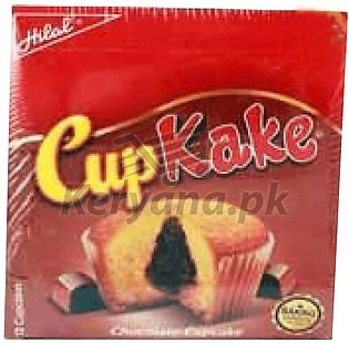 Hilal Cup Kake Chocolate Chip 12 Pieces Box
