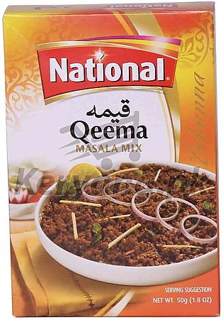 National Qeema Masala 50 G