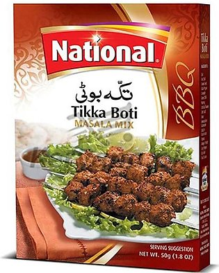 National Tikka Boti Masala 50 G