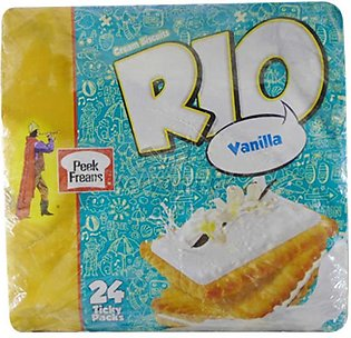 Peek Freans Rio Vanilla 24 Ticky Packs