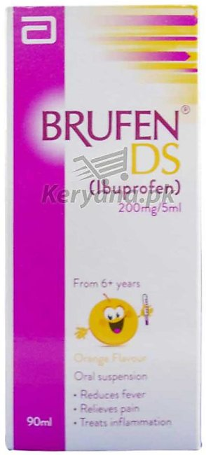 Brufen Ds 200Mg 5Ml Syp