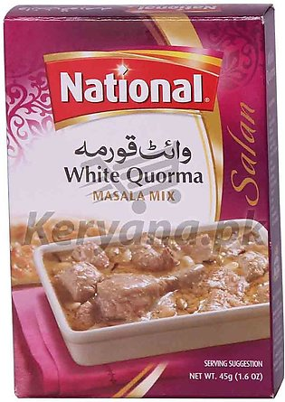 National White Quorma Masala 45 G