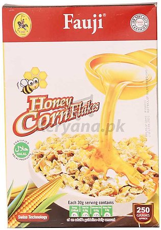 Fauji Honey Corn Flakes 250 G