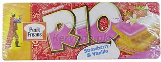 Peek Freans Rio Strawberry & Vanilla Family Pack
