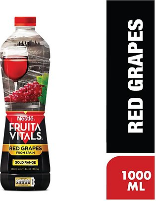 Nestle Fruita Vitals Red Grape 1 L