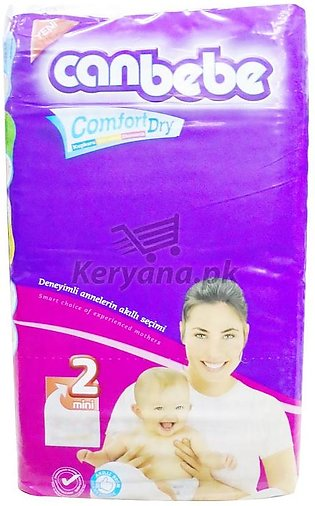 Canbebe Baby Diapers Mini   Size 2 (14 Pcs)