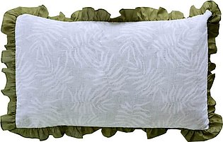 Palm Tropic Pillow Cover
