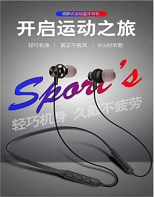 Sports Sound Stereo Wireless Headset