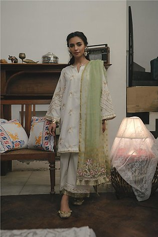 Ethnic by Outfitters Choti Eid Boutique suit (Shirt + Dupatta) WTB291657-1020...
