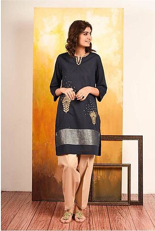 Ethnic by Outfitters Rozana Shirt WTR291318-10211602-AS-041