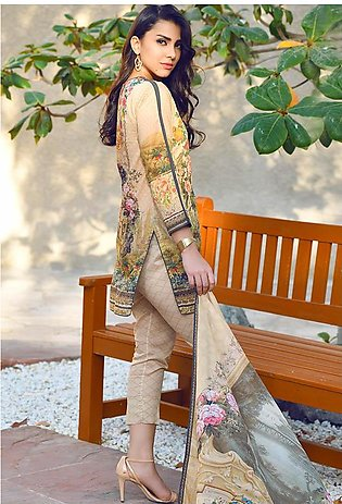 Adamjee Lawn printed Lawn Collection 19 pl-11