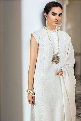 Gul Ahmed Lawn Collection 3 PC LSV-18