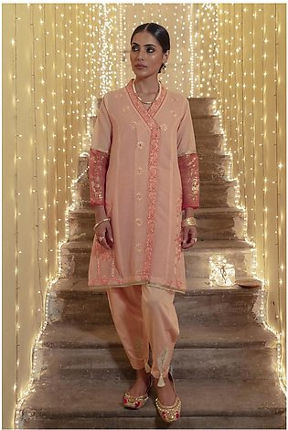 Ethnic by Outfitters Mahrosh Boutique shirt WTB391505-10217837-AS-191