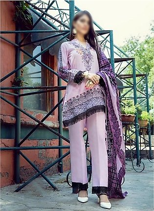 AL ZOHAIB Anum Lawn Collection Monsoon Lawn Collection MLC V-03 D-5A