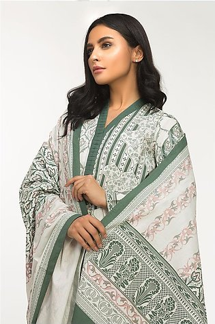 Gul Ahmed Cotton 2 PC Outfit IPS-19-01 B