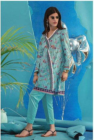 Gul Ahmed Summer Lawn20 2PC Unstitched Lawn Suit TL-270