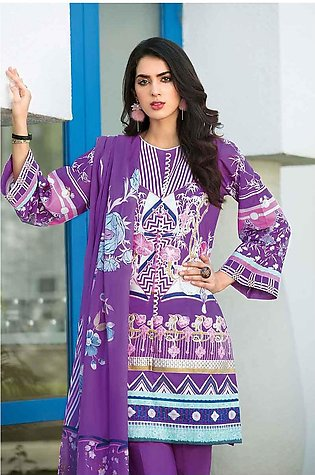 Gul Ahmed Summer Collection 19 3 PC CL-508 A