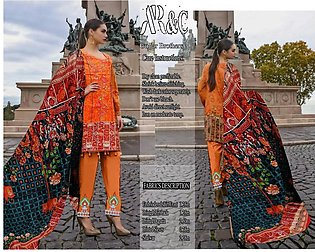 ETHNIC LAWN COLLECTION