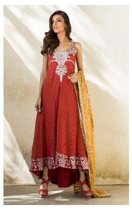 Tena Durrani Luxury Pret Sterling ruby Q96