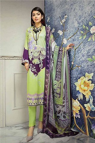 Gul Ahmed Lawn Collection 3 PC BM-105