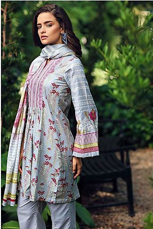 Gul Ahmed Summer Special Edition Lilac CL-539 B