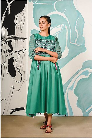 Ethnic by Outfitters Unique Kurti WTU391357-10217085-AS-164