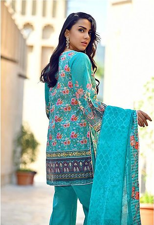 Adamjee Lawn printed Lawn Collection 19 pl-04
