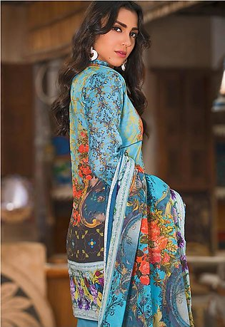 Adamjee Lawn printed Lawn Collection 19 pl-20