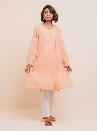 BeehTree Summer Pret Embroidered Shirt BTS20-CH-928-Peach