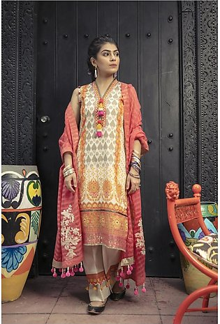 Ethnic by Outfitters WOOD ROSE WUC391114-10220228-UH-95