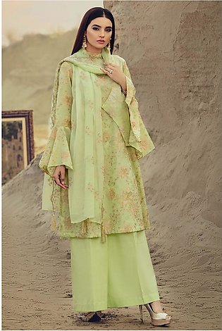 Kayseria Classic Summer Collection Dyed Dori work & Embroidered 3 Pcs Suit E 127