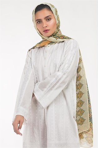 Gul Ahmed Lawn 2 PC Outfit IPS-19-133