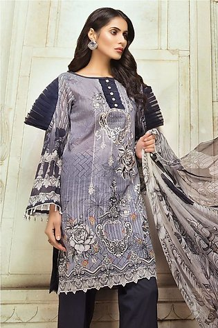 Baroque Lawn Embroidery Suit