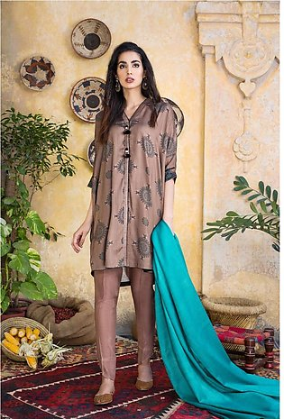 Ethnic by Outfitters Winter Unstitched Collection KRASIVAYA WUC491384-1023235...