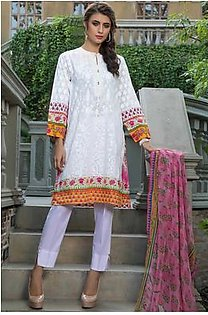 Zeen Woman Quirky Floral WL392009-White