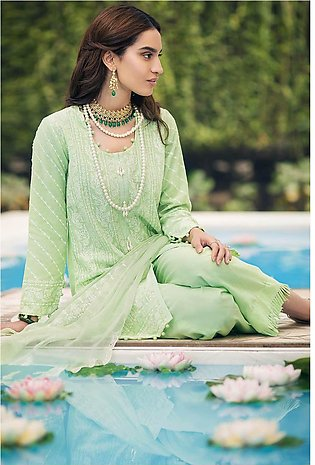 Gul Ahmed Lawn Collection 3 PC LSV-10