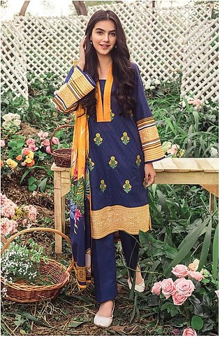 Orient Textiles Spring Summer Collection NRDS-086
