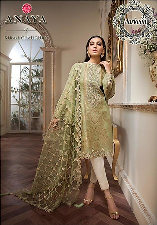 Women Luxury Lawn Collection 2019
