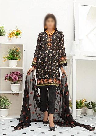 NUR Unstitched Classic Lawn Collection D-NL-101