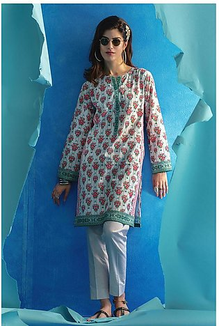 Gul Ahmed Summer Lawn20 2PC Unstitched Lawn Suit TL-274