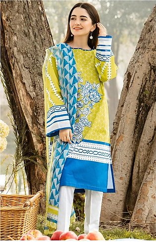 Orient Textiles Spring Summer Collection NRDS-118