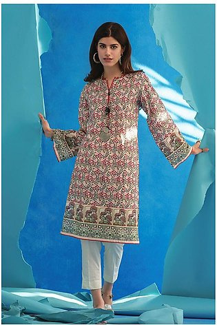 Gul Ahmed Summer Lawn20 2PC Unstitched Lawn Suit TL-275